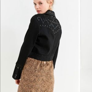 Urban Outfitters Jackets & Coats - 🆕🖤URBAN OUTFITTERS EMBELLISHED MATADOR JACKET🖤